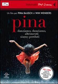Listadelpopolo.it Pina. DVD. Con libro Image