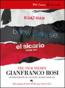 Gianfranco Rosi: tre film inediti. 2 DVD. Con libro