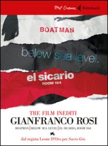 Libro Gianfranco Rosi: tre film inediti. 2 DVD. Con libro Gianfranco Rosi