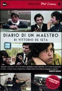 Diario di un maestro. 2 DVD. Con libro