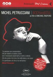 Libro Michel Petrucciani. Body & soul. DVD. Con libro Michael Radford