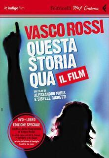 Questa storia qua. DVD. Con libro - Sybille Righetti,Alessandro Paris - copertina
