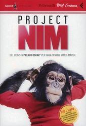 Project Nim. DVD. Con libro