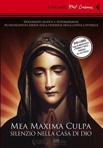 Mea maxima culpa: silenzio nella casa di Dio. DVD. Con libro - Alex Gibney - copertina