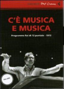 Libro C'è musica & musica. 2 DVD. Con libro Luciano Berio