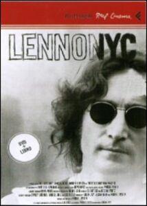 Libro LennoNYC. DVD. Con libro Michael Epstein