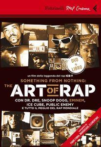 Foto Cover di The art of rap. DVD. Con libro, Libro di Ice-T,Andy Baybutt, edito da Feltrinelli