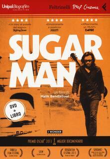 Sugar Man. DVD. Con libro - Malik Bendjelloul - copertina