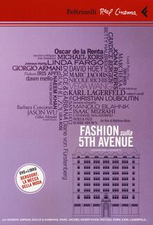 Voluntariadobaleares2014.es Fashion sulla 5th Avenue. DVD. Con libro Image