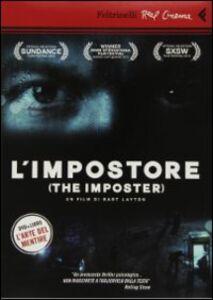 Libro L' impostore. DVD. Con libro Bart Layton