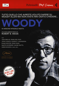 Woody. DVD. Con libro