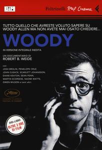 Libro Woody. DVD. Con libro Robert B. Weide