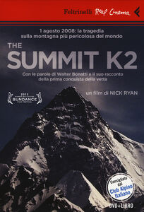 Libro The Summit K2. DVD. Con libro Nick Ryan