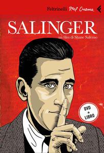 Salinger. DVD. Con libro - Shane Salerno - copertina