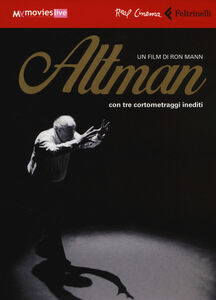 Libro Altman. DVD. Con libro Ron Mann