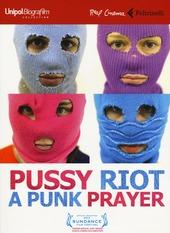 Pussy Riot: a punk prayer. DVD. Con libro
