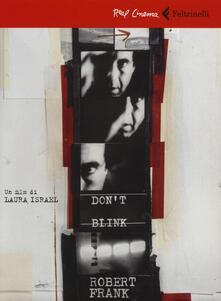 Lpgcsostenible.es Don't blink. Robert Frank. DVD. Con libro Image