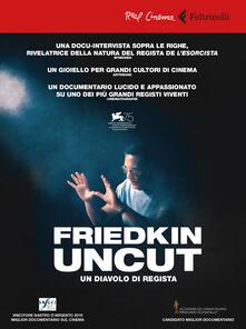 Friedkin uncut. Un diavolo di regista. DVD. Con Libro.pdf