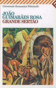 Libro Grande sertäo João Guimarães Rosa