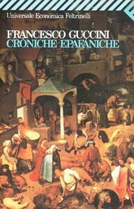 Croniche epafániche - Francesco Guccini - copertina