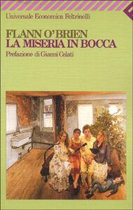 Libro La miseria in bocca Flann J. O'Brien