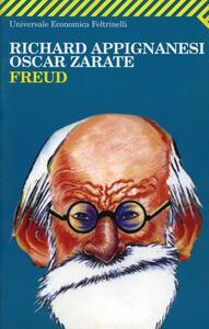 Freud - Richard Appignanesi,Oscar Zarate - copertina