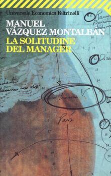 Letterarioprimopiano.it La solitudine del manager Image