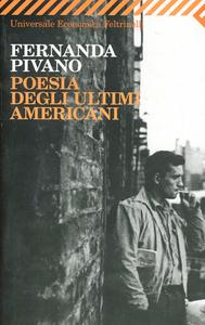 Libro Poesia degli ultimi americani. Testo originale a fronte
