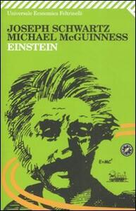 Einstein - Joseph Schwartz,Michael McGuinness - copertina