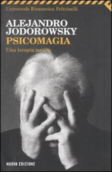 Psicomagia. Una terapia panica - Alejandro Jodorowsky - copertina