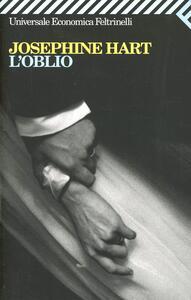 L' oblio - Josephine Hart - copertina