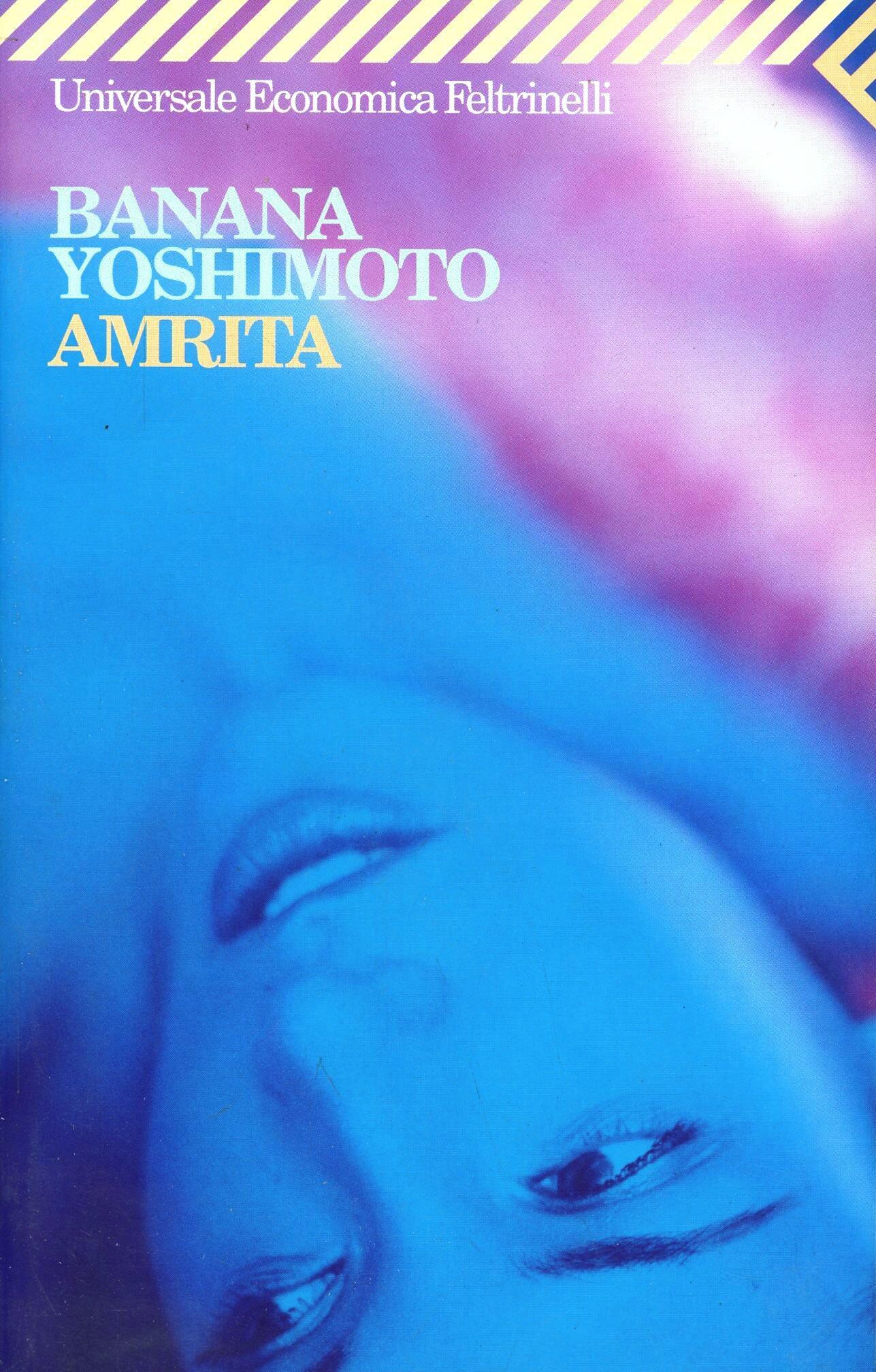 Amrita banana yoshimoto libro feltrinelli - Il giardino segreto banana yoshimoto ...