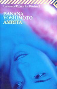 Foto Cover di Amrita, Libro di Banana Yoshimoto, edito da Feltrinelli
