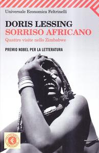 Libro Sorriso africano. Quattro visite nello Zimbabwe Doris Lessing