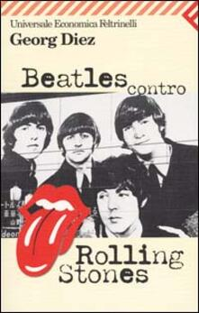 Osteriacasadimare.it Beatles contro Rolling Stones Image
