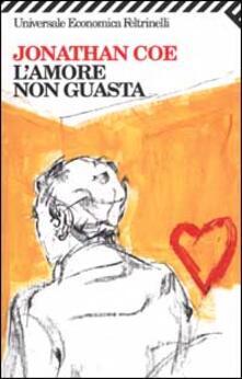 L' amore non guasta - Jonathan Coe - copertina