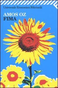 Fima - Amos Oz - copertina
