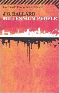 Libro Millennium people James G. Ballard
