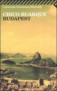Libro Budapest Chico Buarque