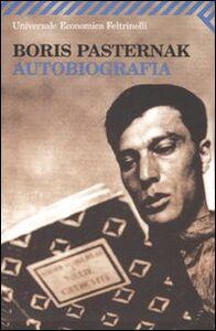 Libro Autobiografia Boris Pasternak
