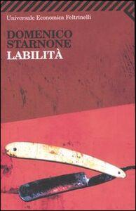 Libro Labilità Domenico Starnone