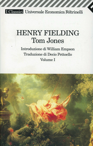 Libro Tom Jones Henry Fielding