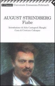 Libro Fiabe August Strindberg