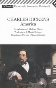 Libro America Charles Dickens