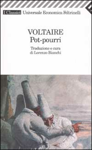 Libro Pot-pourri Voltaire