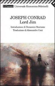 Foto Cover di Lord Jim, Libro di Joseph Conrad, edito da Feltrinelli
