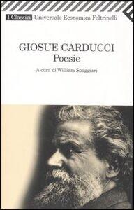 Foto Cover di Poesie, Libro di Giosuè Carducci, edito da Feltrinelli