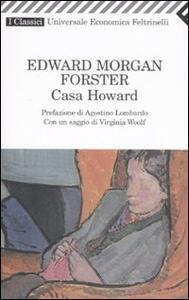 Casa Howard - Edward Morgan Forster - copertina
