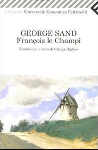 François le Champi - George Sand - copertina