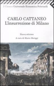 L' insurrezione di Milano (Dell'insurrezione di Milano nel 1848 e della successiva guerra. Memorie)